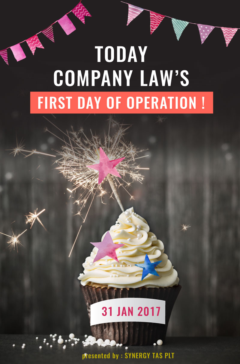 Companies Act Gazetted